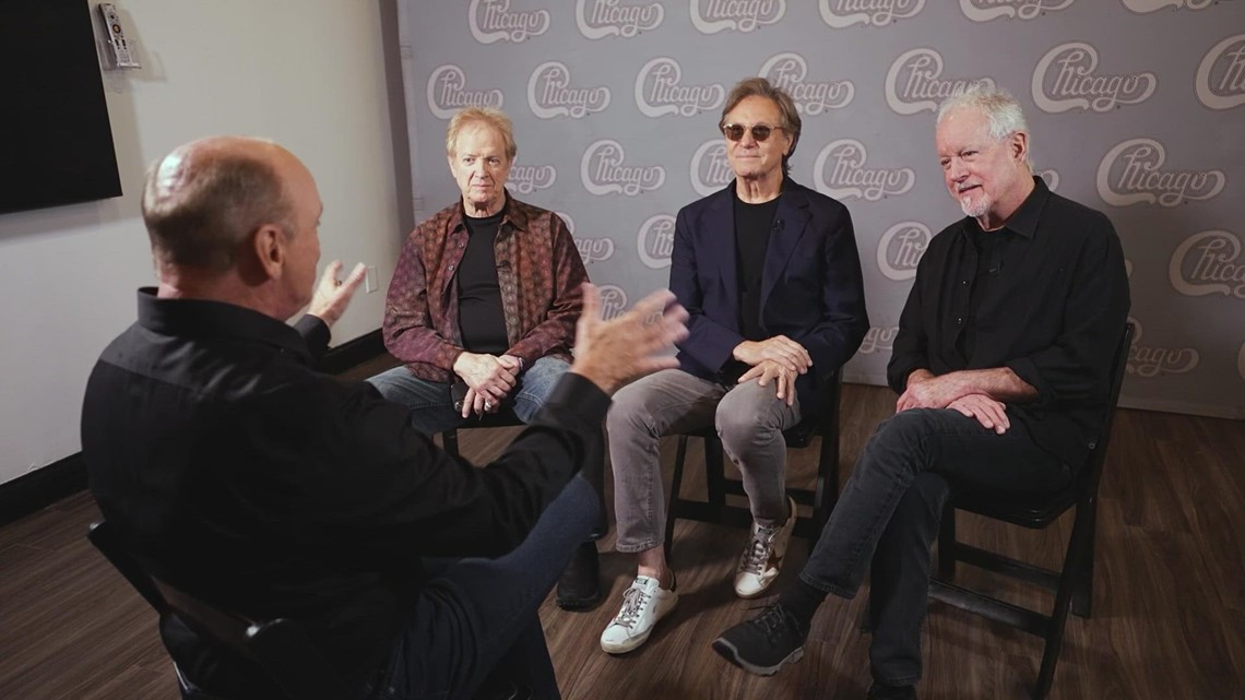Exclusive interview with Chicago