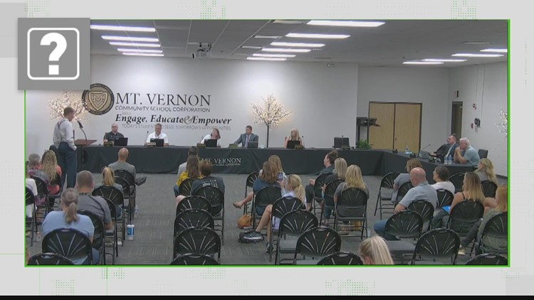 Fact-checking Dr. Stock's COVID-19 claims at the Mt. Vernon school board meeting