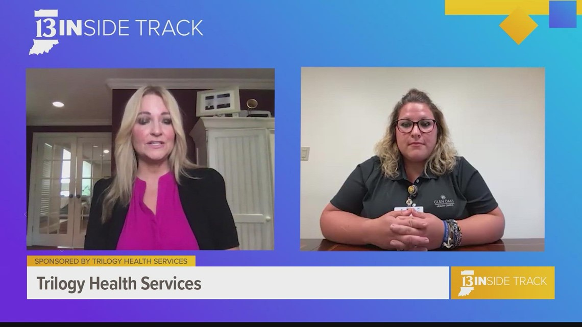 13INside Track meets the care specialists at Trilogy Health Services