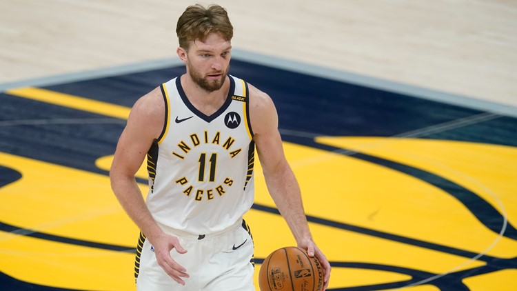 Pacers unveil 2021-22 schedule