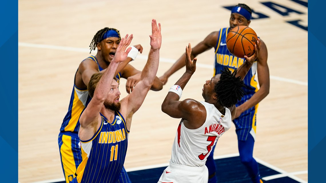 Pacers fans excited to return to Bankers Life Fieldhouse