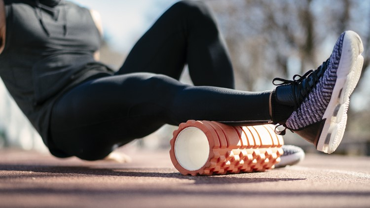 Friday Fit Tip: Are you sore after your workout? Here's an alternative to a pricey massage