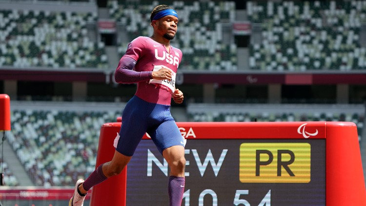 Noah Malone wins second silver medal of Tokyo Paralympics with personal best 400 meters