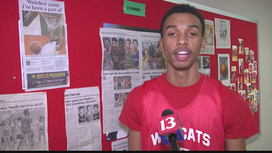 Lawrence North's C.J. Gunn thinks playing at IU 'will be a great fit'