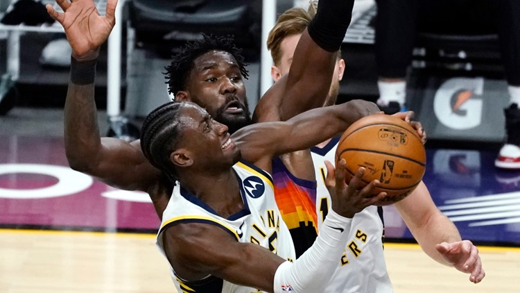 'Locked On Pacers' discusses Caris LeVert's return and a tough loss to LeBron James and the Los Angeles Lakers