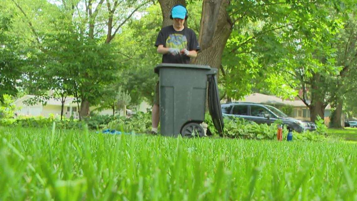 Inspiring Indiana: Hillel's Garden