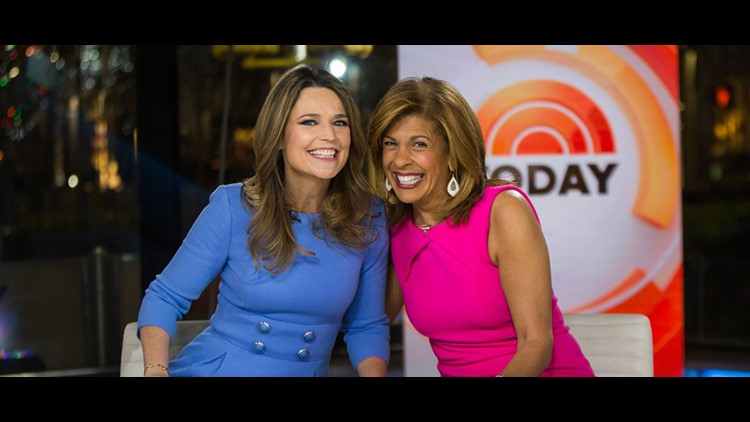 Today S Savannah Guthrie Recovering From Accidental Eye Injury By Her 2 Year Old Son Wthr Com