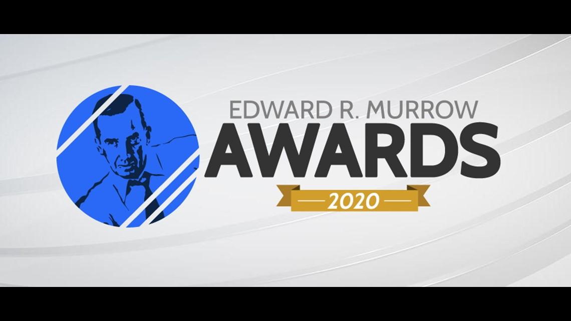 WTHR awarded 2020 Murrow award for outstanding achievement in multimedia