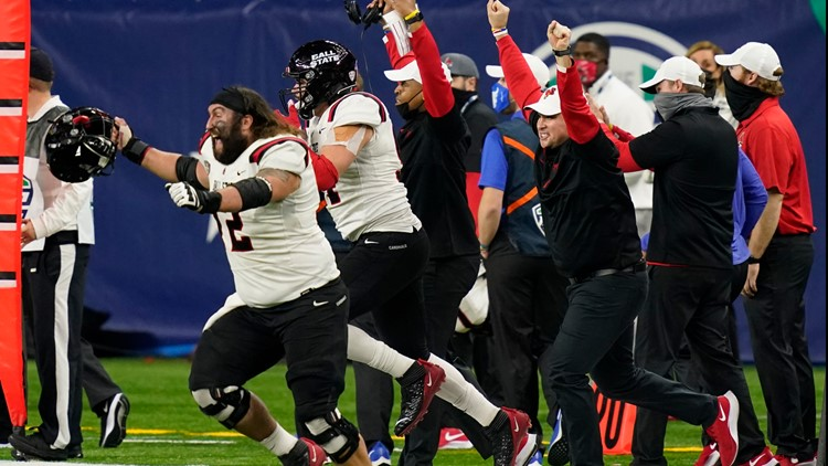 Ball State accepts bid to Arizona Bowl to face San Jose State