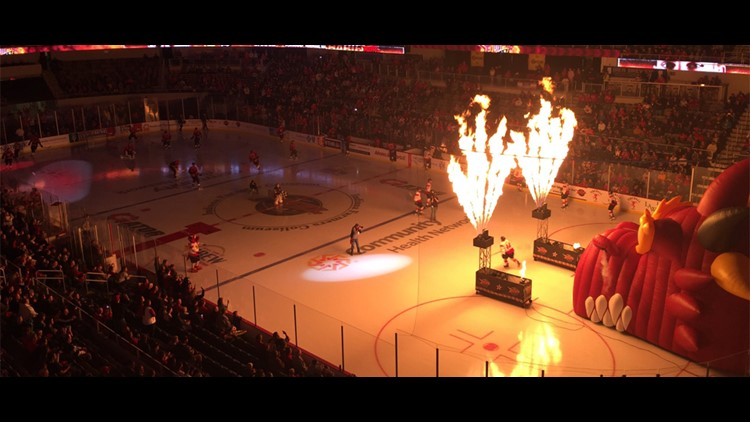 Indy Fuel starts fast in 3-1 season-opening win