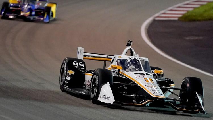 Newgarden wins, O'Ward takes IndyCar points lead