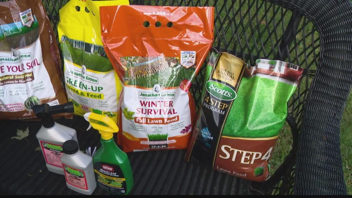 Pat Sullivan: Fall lawn care list