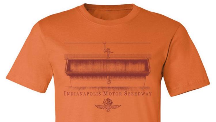 Special edition IMS Urinal Trough T-Shirt now on sale