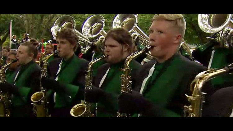 Operation Football Band of the Week: Pendleton Heights