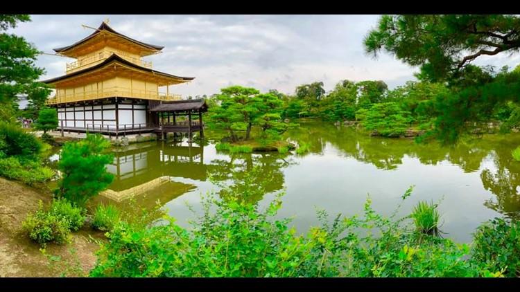 Kinkakuji, The Golden Temple