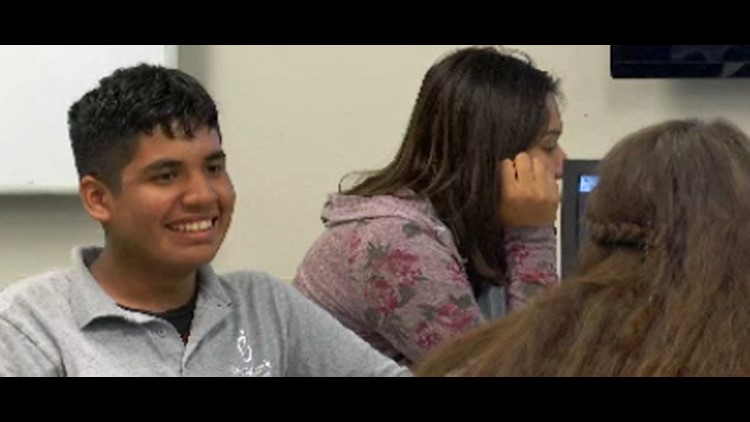 Program allows high school students to get head start on college or job search