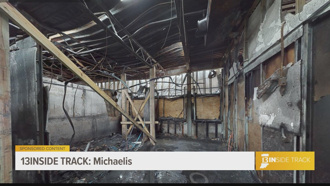 13INside Tracks learns about restoration services from the experts at Michaelis