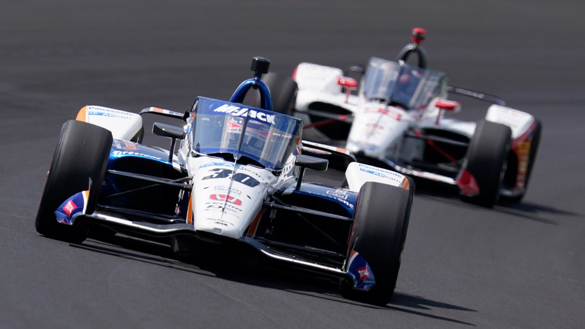 About 135,000 fans will be allowed into this year's Indy 500