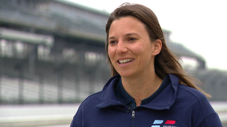 Simona De Silvestro getting back on track to qualify for Indy 500