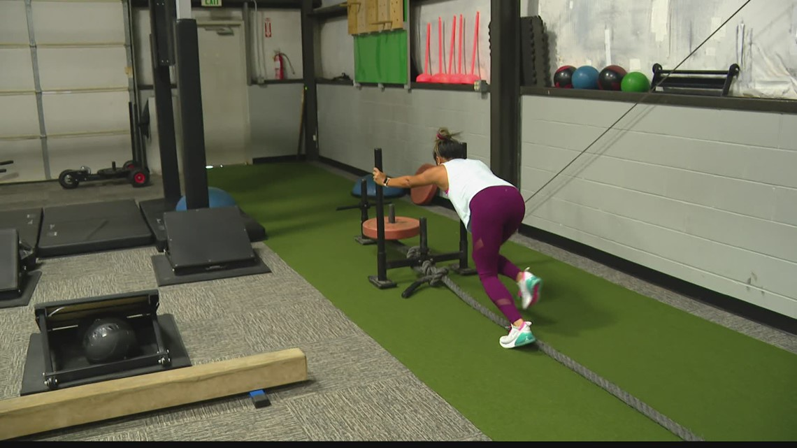 Friday Fit Tip: Push and Pull exercise