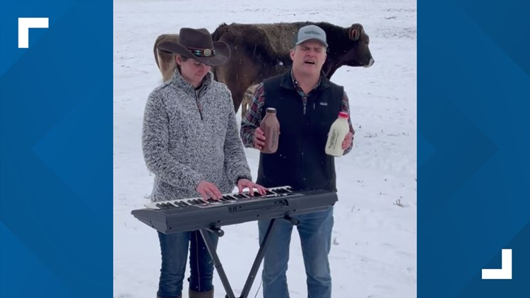 Traders Point Creamery CEO responds to viral Super Bowl commercial