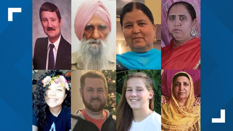 Final arrangements for the 8 victims of the Indianapolis FedEx mass shooting