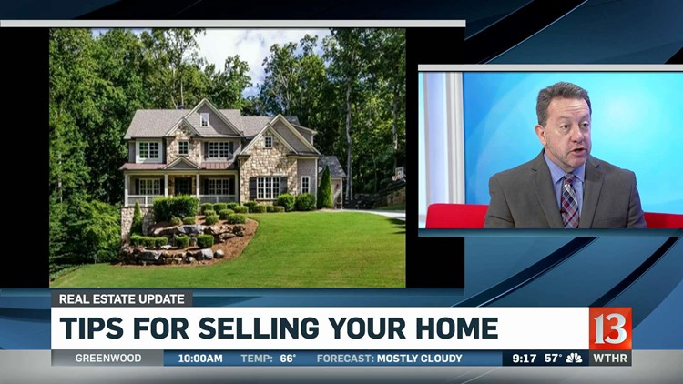 WATCH: Real Estate Update, tips for selling your home