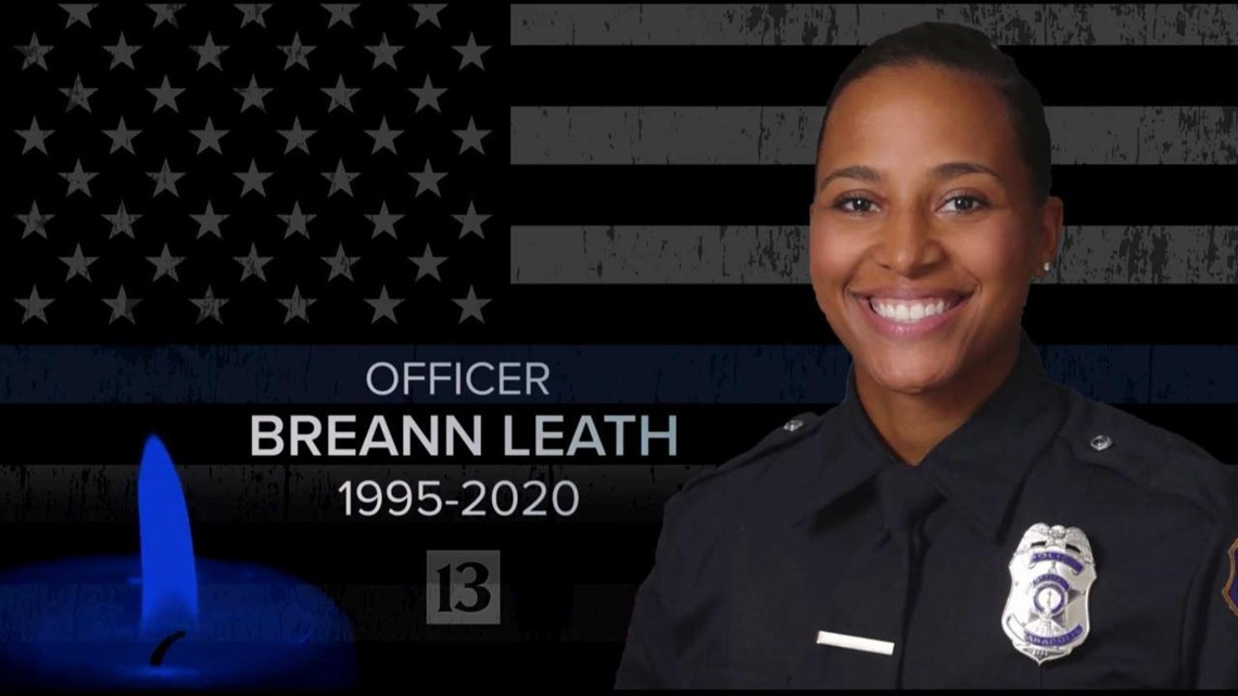 Indiana Women's Prison Officer Leath Unit dedication