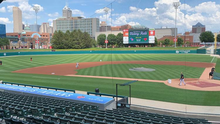 Fans discuss name change for Indy's baseball team