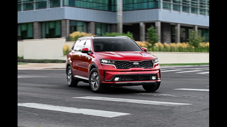 AUTO CASEY: Stylish 2021 Kia Sorento Hybrid is made for efficient families