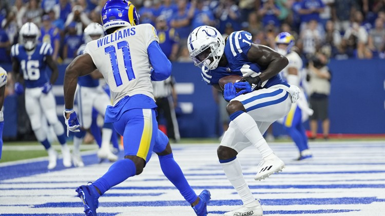 Rams beat Colts 27-24 after wild 2nd half