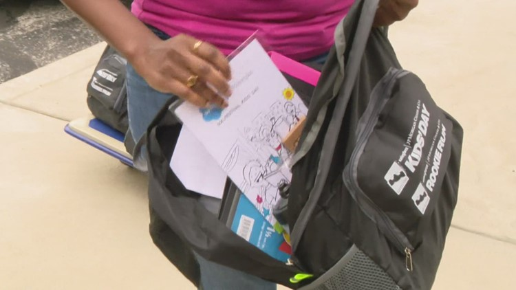 500 Festival donates more than 3,000 backpacks, supplies for youth