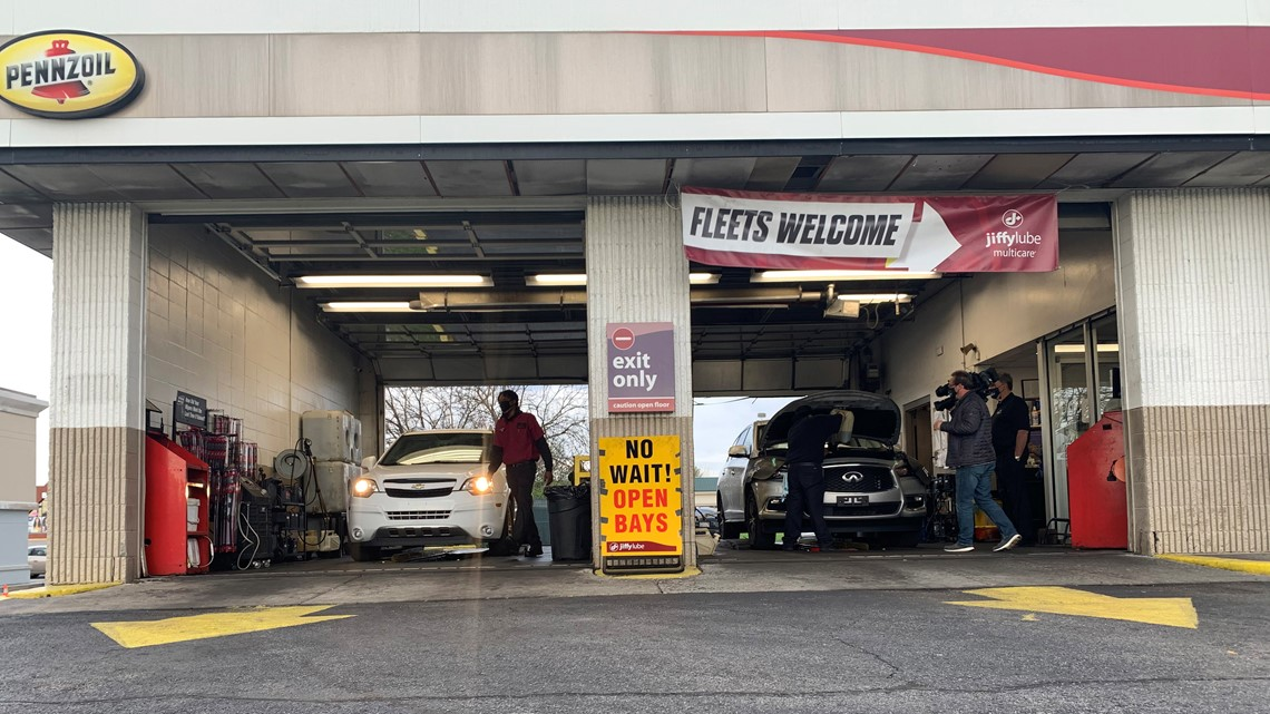 Jiffy Lube of Indiana honoring Hoosiers who are doing more with their vehicles