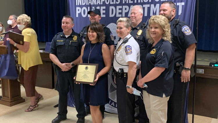 IMPD honors neighborhood crimefighters ahead of National Night Out