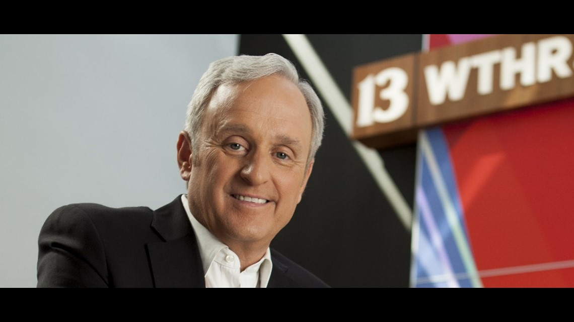 Anchor John Stehr announces retirement from WTHR's 13 Eyewitness News