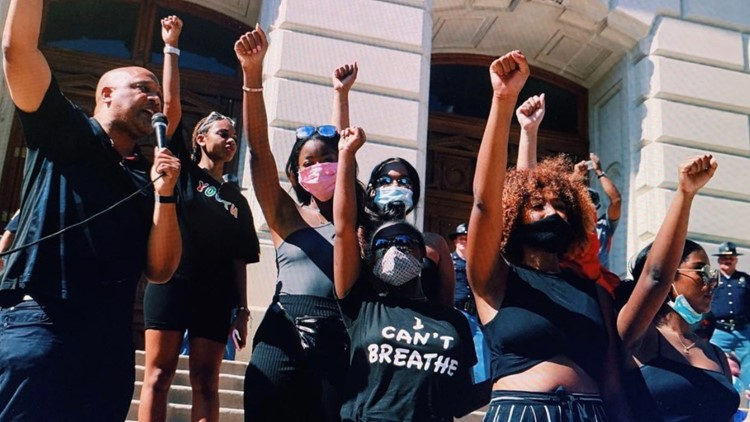 Black Women in Charge continue pushing conversations for social justice and equity