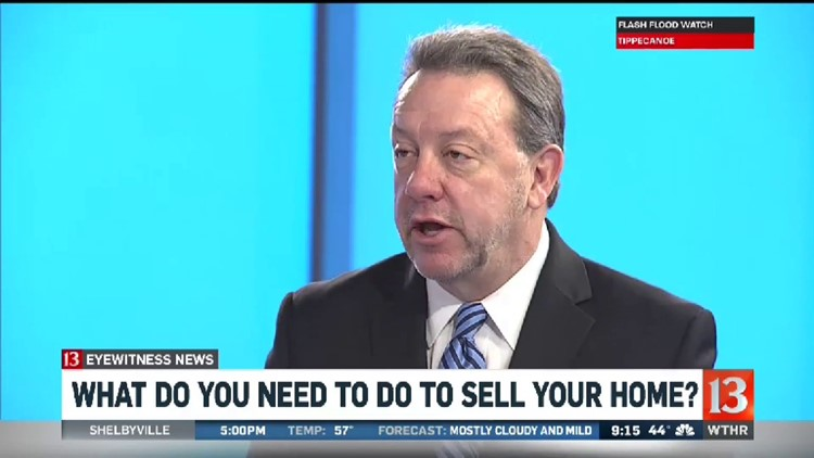 WATCH: Real Estate Update - selling your house this spring