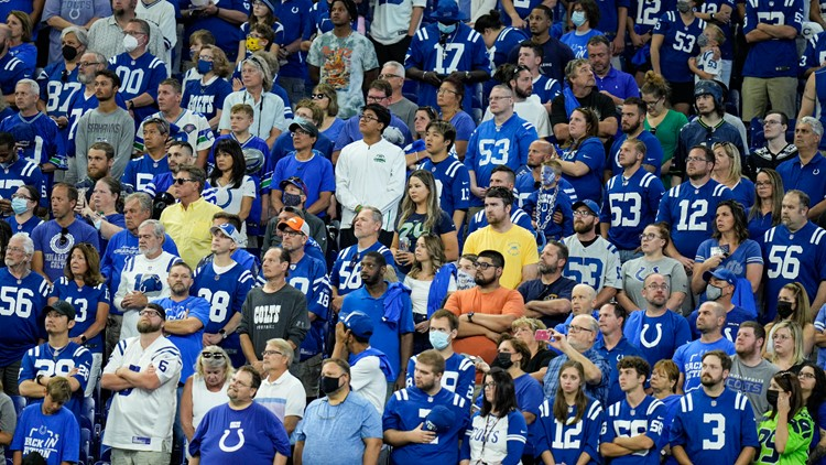 PHOTOS: Colts vs. Seahawks - Sept. 12, 2021