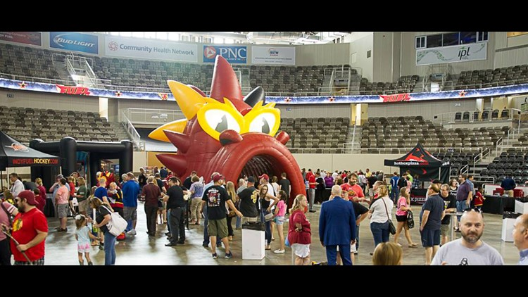 Indy Fuel fans can prepare for the new season at Thursday's open house