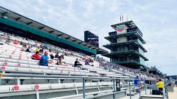 Grand Prix serves as 'practice lap' for Indy 500