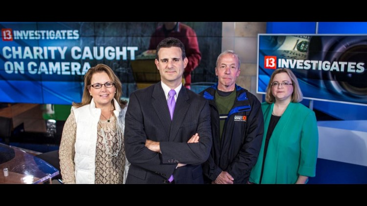 13 Investigates wins duPont - Columbia Award for rescue mission investigation