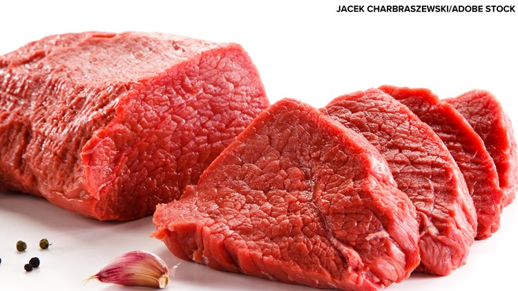 Beef distributed in Indiana recalled due to E. coli