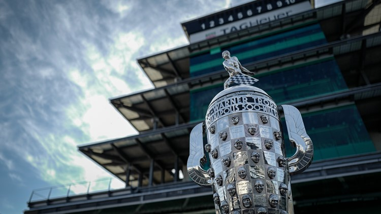Only 100 days out from the 105th Indianapolis 500