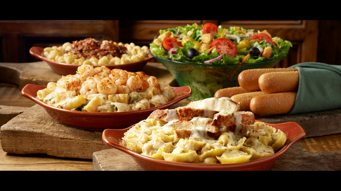 Olive Garden Brings Back Oven Baked Entrees Adds 2 New Dishes Wthr Com