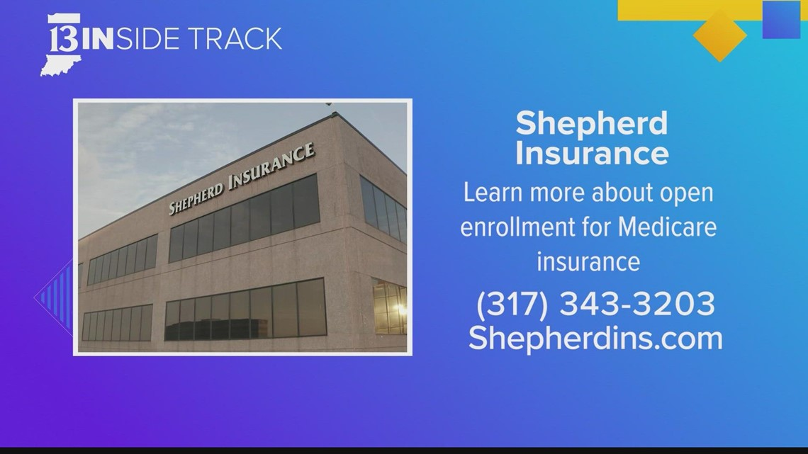 13INside Track learns about Medicare open enrollment with Shepherd Insurance