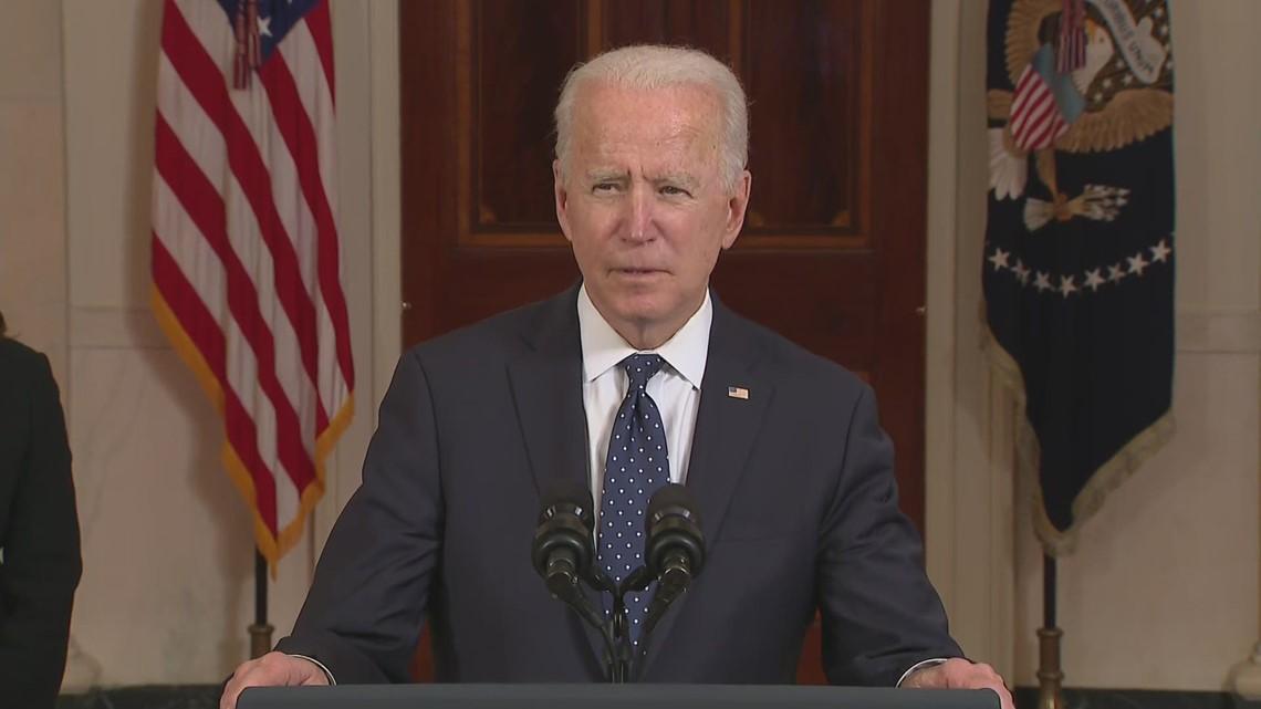 President Biden remarks on Derek Chauvin verdict