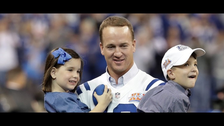 Peyton And Ashley Manning Keeping Children S Hospital Staff Well Fed With Tasty Gifts Wthr Com