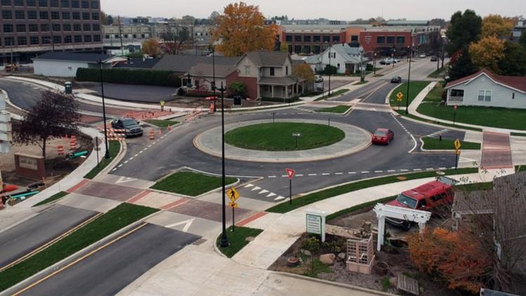Carmel celebrating National Roundabouts Week