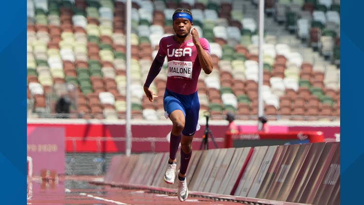 Fishers native Noah Malone wins silver at Paralympics