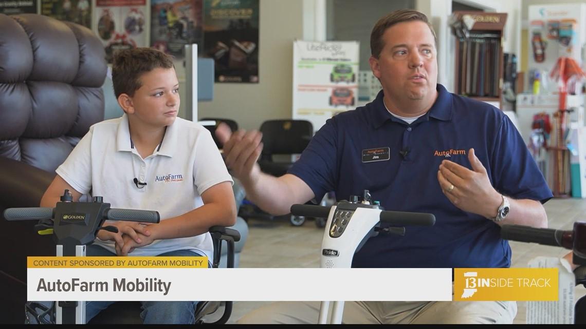 13INside Track takes a trip with AutoFarm Mobility